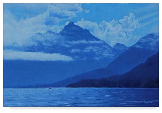 Robson Bight painting